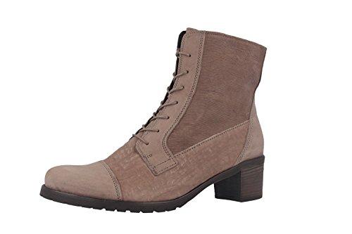 35 Cordones Beige de para Zapatos Gabor 621 Mujer 43 FqRwx64dOZ