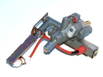 Bull BBQ Grill Gas Valve Flame Thrower Valve LP For Angus and Brahma Grills OEM 16525 by Bull