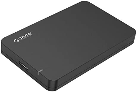 """ORICO USB3.0 to SATA III 2.5/"""" External Hard Drive Enclosure for HDD//SSD Tool"""