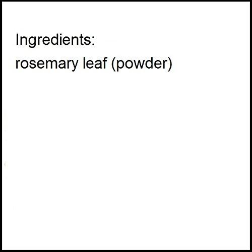 Rosemary Powder 4 Ounce Organic & Kosher Certified