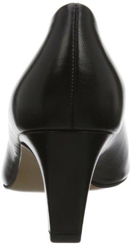 100 Manolo Chevro Schwarz Kaiser Escarpin 100 Peter Noir Femme schwarz fx4qw68