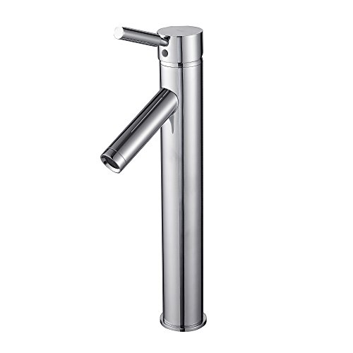 UPC 812679018404, Kraus FVS-1002CH Sheven Single Lever Vessel Bathroom Faucet Chrome
