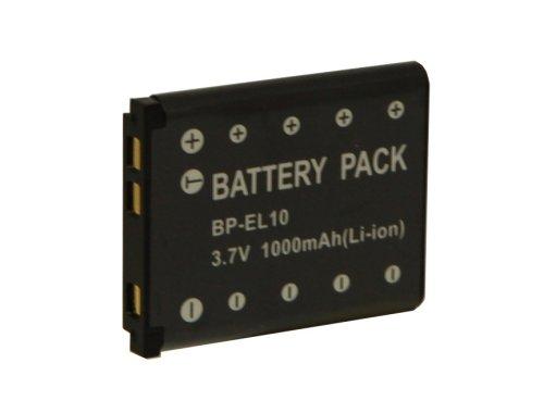 Digital Concepts BP-EL10 Replacement Battery for Nikon EN-EL10 1000 mAh (Black)