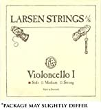 Larsen 4/4 Cello D String Soft Alloy-Steel