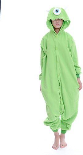 DAYAN - Pijama con diseño de la película Monstruos, S.A, talla S ...
