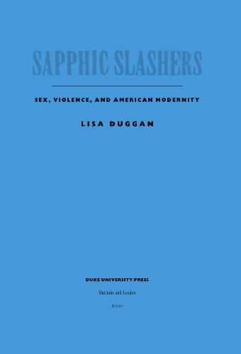 Sapphic Slashers: Sex, Violence, and American Modernity