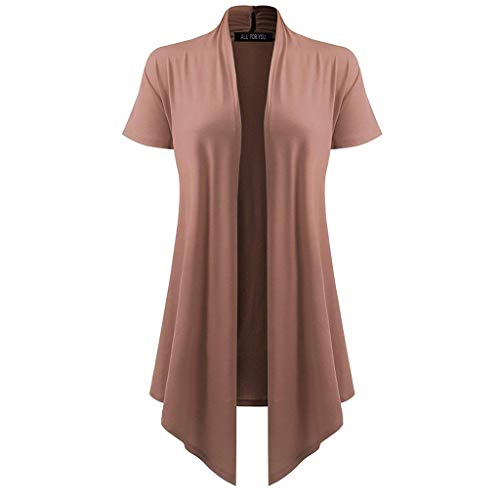 Cute Tops for Women,YEZIJIN Women's Soft Drape Cardigan