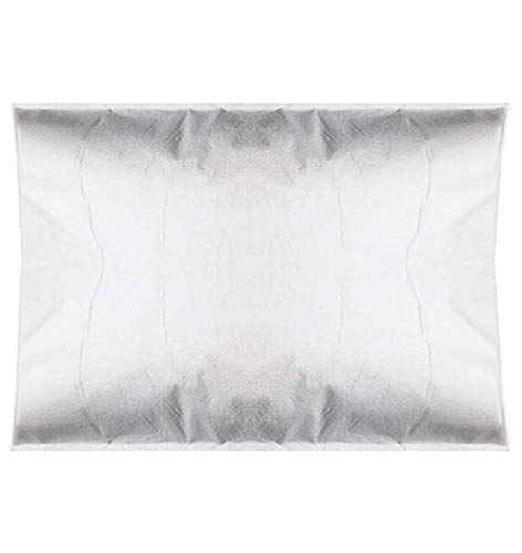 - Vakly Disposable Tissue/Poly Pillowcases 21