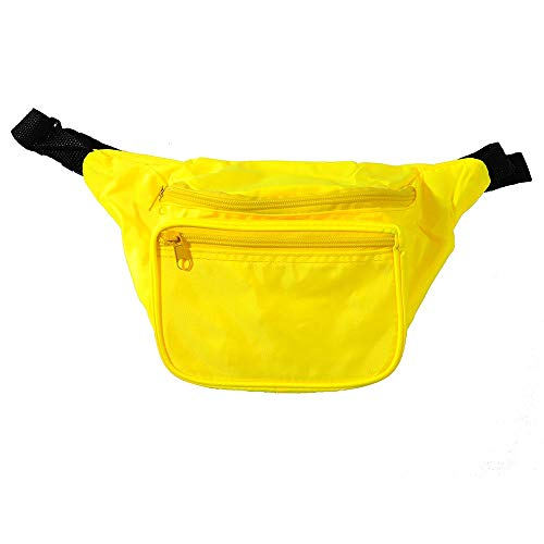 a6e7ed55d1ca Amazon.com: Candy Apple Costumes Lightweight Neon 80's Fanny Pack ...