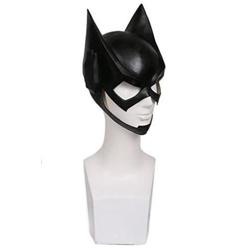 TM OM Latex Loki Cosplay Halloween Costume Mask