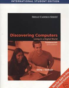Download Discovering Computers 2010: Fundamentals pdf