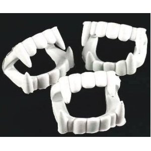 halloween props decorations and accessories plastic white teeth vampire fangs costume accessory