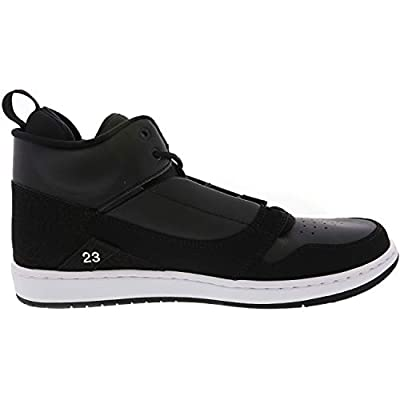 Jordan Fadeaway Men's Sneakers Shoes (Black/Black-White) | Basketball