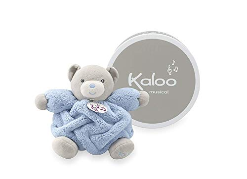 - Kaloo Plume Small Blue Musical Bear