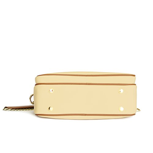 Arden Cove Full Anti-Theft Waterproof Cross-Body Bag (20'' Drop Length, Cream) by Arden Cove (Image #3)