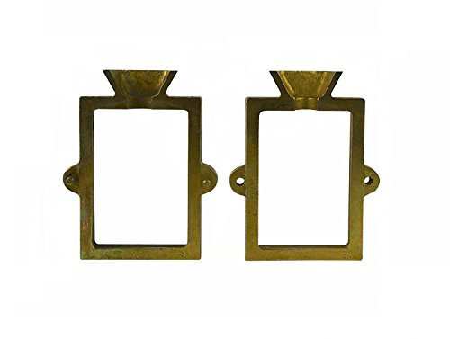 2 Piece Cast Iron Flask Mold Frame for Sand Casting Jewelry Making Metal Casting - Frame Pieces Metal