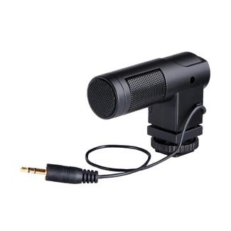 - Savage DSLR Stereo Microphone