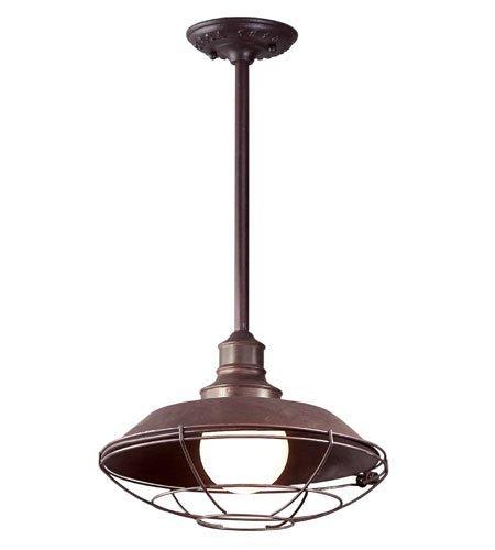 Circa 1910 Outdoor Lighting in US - 6