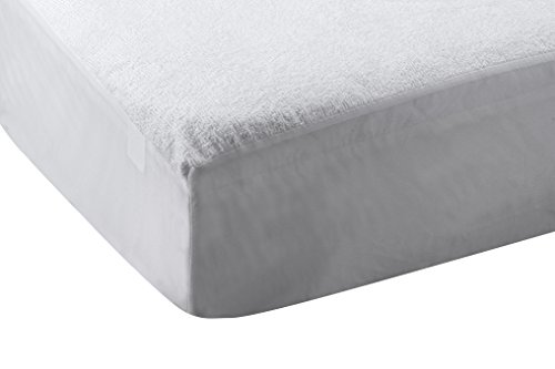 Abstract Waterproof Terry Top Bed Bug Mattress Protector (28 X 52 (Crib))
