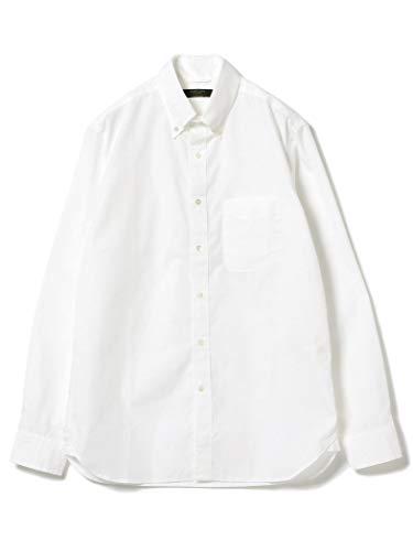 遅い盲目蒸発する(ビームスライツ) BEAMS LIGHTS/CLEANSE ブロードボタンダウンシャツ 51110554012
