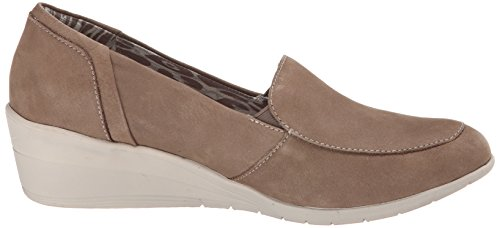 Hush Puppies Femmes Lulu Articles Plat Couleur Taupe