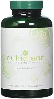 Complete verdes por nutriclean- polvo 6,35 oz/180 G: Amazon ...