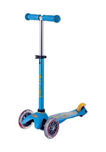 Micro Mini Deluxe Kick Scooter (Ocean Blue)