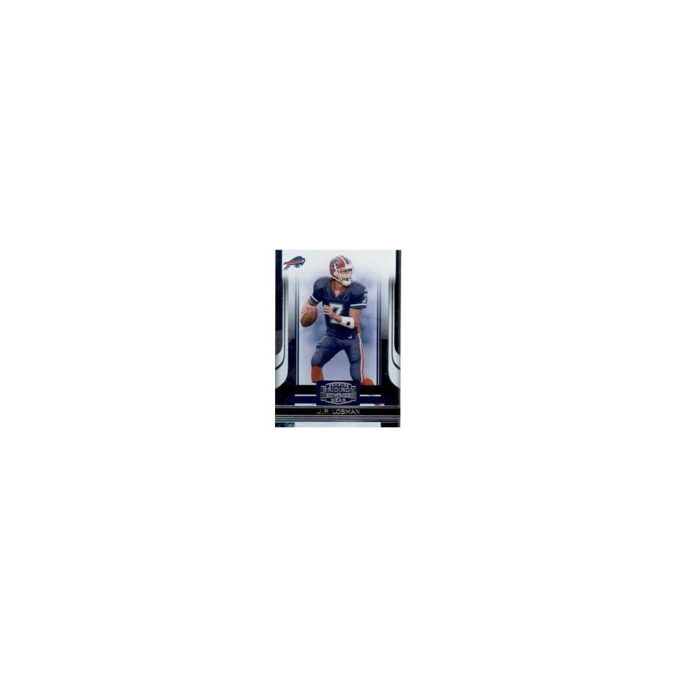 2006 Donruss Gridiron Gear #11 J.P. Losman  Sports
