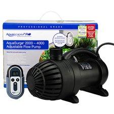 Aquascape AquaSurge PRO 2000 - 4000 Submersible Pond Pump 45009 with Exclusive BONUS Promotional Magnet Calendar