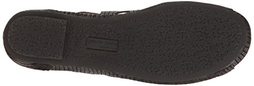 Gentle Souls Women's Brielle Flat Black NGLrTYBr4