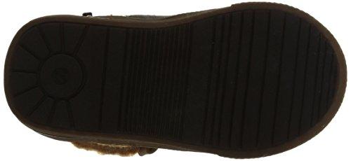 Sucre D'Orge Anselma - Primeros Pasos de material sintético Bebé-Niños marrón - Marron (Noir/Camel)