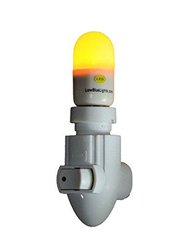 low blue night light bulb - 3