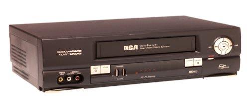 RCA VR634hf 4 Head Hi Fi VCR