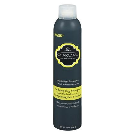 Hask Purifying Dry Shampoo Charcoal - 2PC