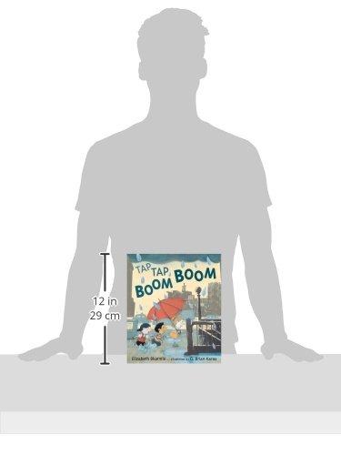 Tap Tap Boom Boom: Elizabeth Bluemle, G. Brian Karas ...