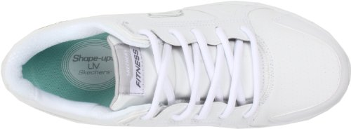 Skechers Sport Womens Lucent Walking Shoe White