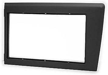 Carav 11 587 Doppel Din Autoradio Radioblende Dvd Dash Elektronik