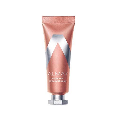 Almay Velvet Foil Cream Shadow, Cupid Glaze, 0.36 fl. oz, metallic eyeshadow