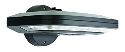 Lithonia Lighting OLW14 M2 Adjustable LED Wall Mount, 1490 Lumens, 120 Volts, 18 Watts, Wet Listed, Bronze