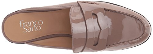Franco Sarto Damesschoenen Slip-on Loafer Blozen Taupe