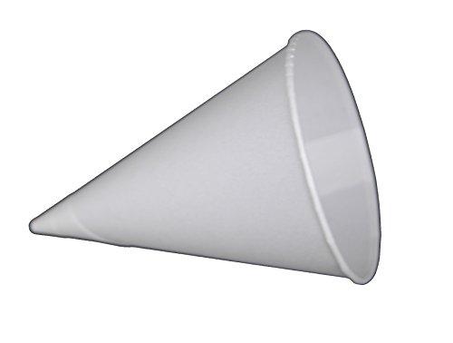 Cooler Snow Cone Machine - Benchmark 72501 Snow Cone Cup, 6 oz (Case of 1000)