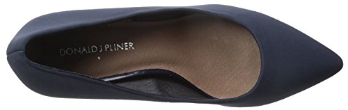 Donald J Pliner Womens Gali Navy