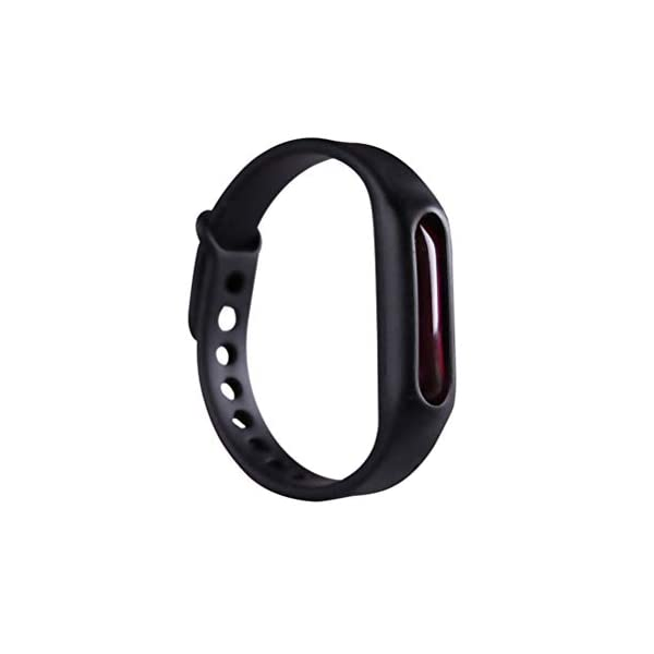 collectsound Anti Mosquito Pest Repeller Repellente per Insetti Bugs Cinturino Band Wristband 1 spesavip