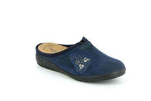 S CI1471 LICE Ciabatta Grunland Blu Donna PUfwxaqxZ
