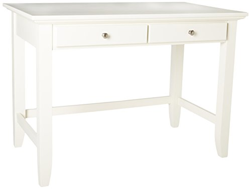 Naples White Student Desk by Home -