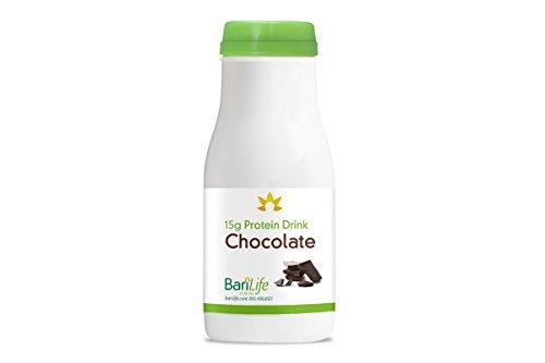 Chocolate Drink High Protein Drink Bottles
