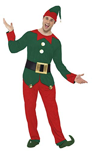 Elf Costume - Large - Chest Size 42-44 -
