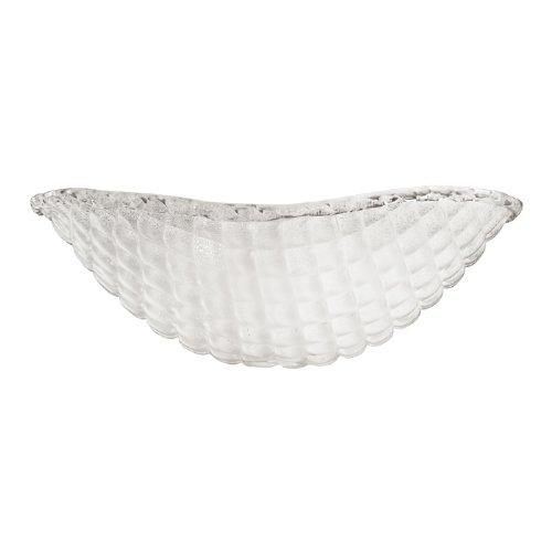 Piastra Glass Ceiling Light - Kichler 340108 Accessory Universal Bowl Glass, Universal Glass