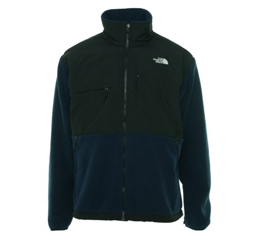 Mens North Face Denali Jacket R Charcoal Grey Heather
