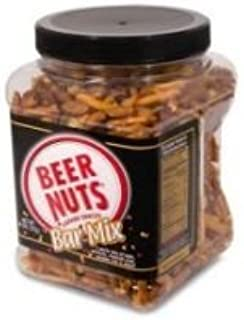 product image for Beer Nuts Bar Mix - Petite Jar, 26 Ounce -- 12 per case.